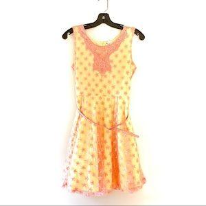 Girls 16❤️KNITWORKS❤️lace dress
